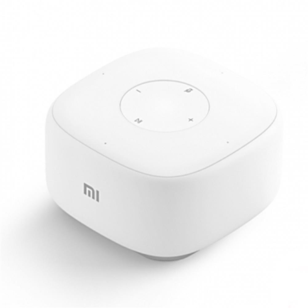 bluetooth-speakers Original Xiaomi AI Mini Version Bluetooth Speaker Voice Control Music Player - White Original Xiaomi AI Mini Version Bluetooth Speaker Voice Control Music Player White