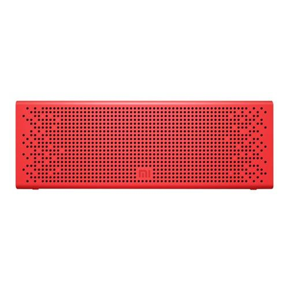 bluetooth-speakers Original Xiaomi Metal Box Speaker Wireless BT4.0 EDR 2.4GHZ-2.48HZ Mini Portable Stereo Handsfree - Red Original Xiaomi Metal Box Speaker Wireless BT4 0 EDR 2 4GHZ 2 48HZ Mini Portable Stereo Handsfree Red