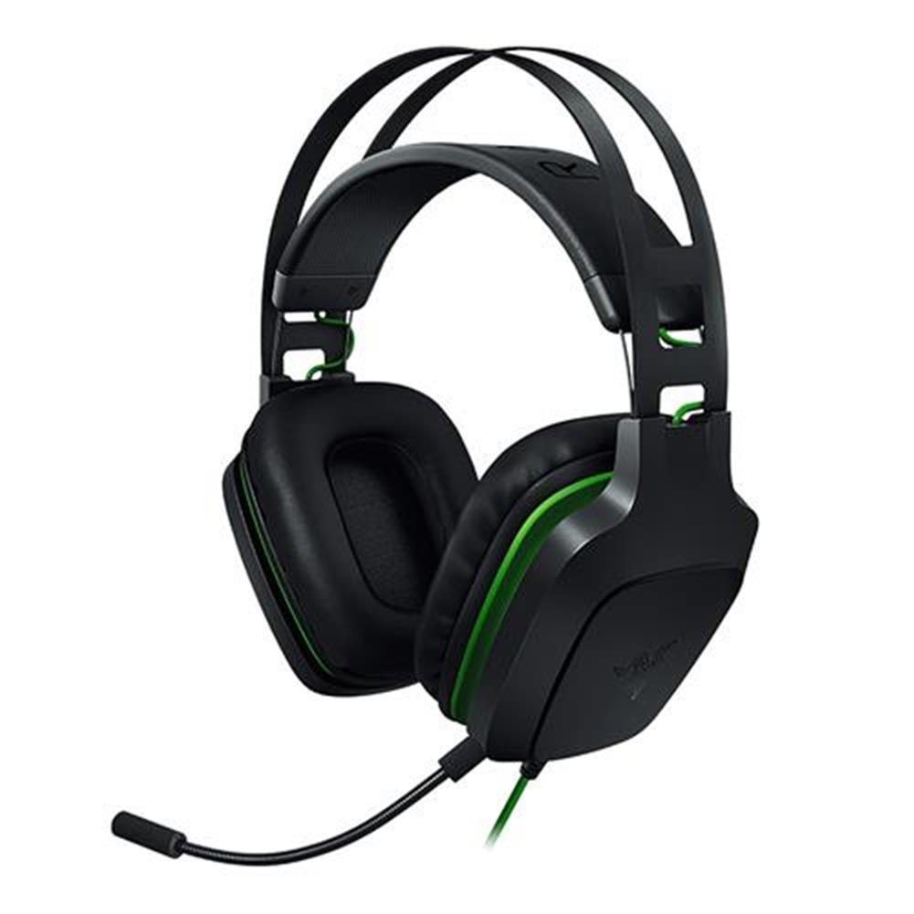 on-ear-over-ear-headphones Razer Electra V2 3.5mm Gaming Headset 7.1 Surround Sound with Detachable Mic for PC/Xbox One/PS4 - Black Razer Electra V2 3 5mm Gaming Headset 7 1 Surround Sound with Detachable Mic for PC Xbox One PS4 Black