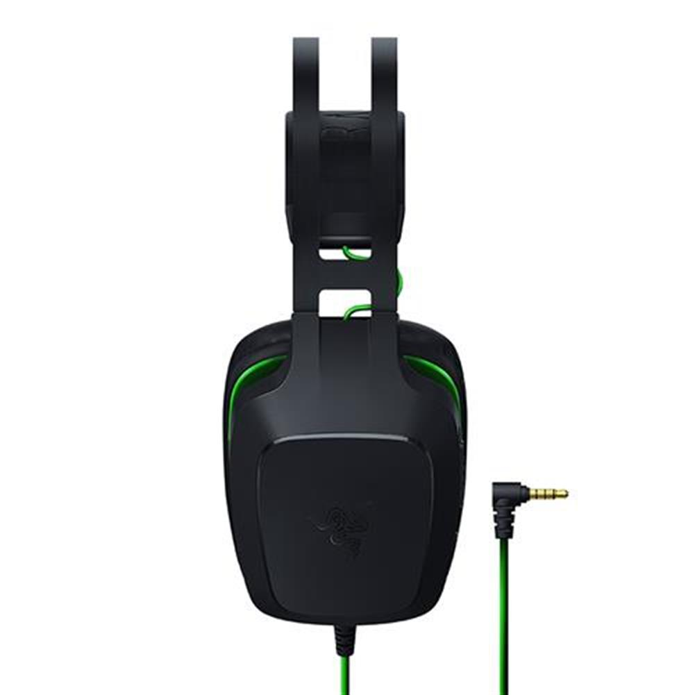 on-ear-over-ear-headphones Razer Electra V2 3.5mm Gaming Headset 7.1 Surround Sound with Detachable Mic for PC/Xbox One/PS4 - Black Razer Electra V2 3 5mm Gaming Headset 7 1 Surround Sound with Detachable Mic for PC Xbox One PS4 Black 1