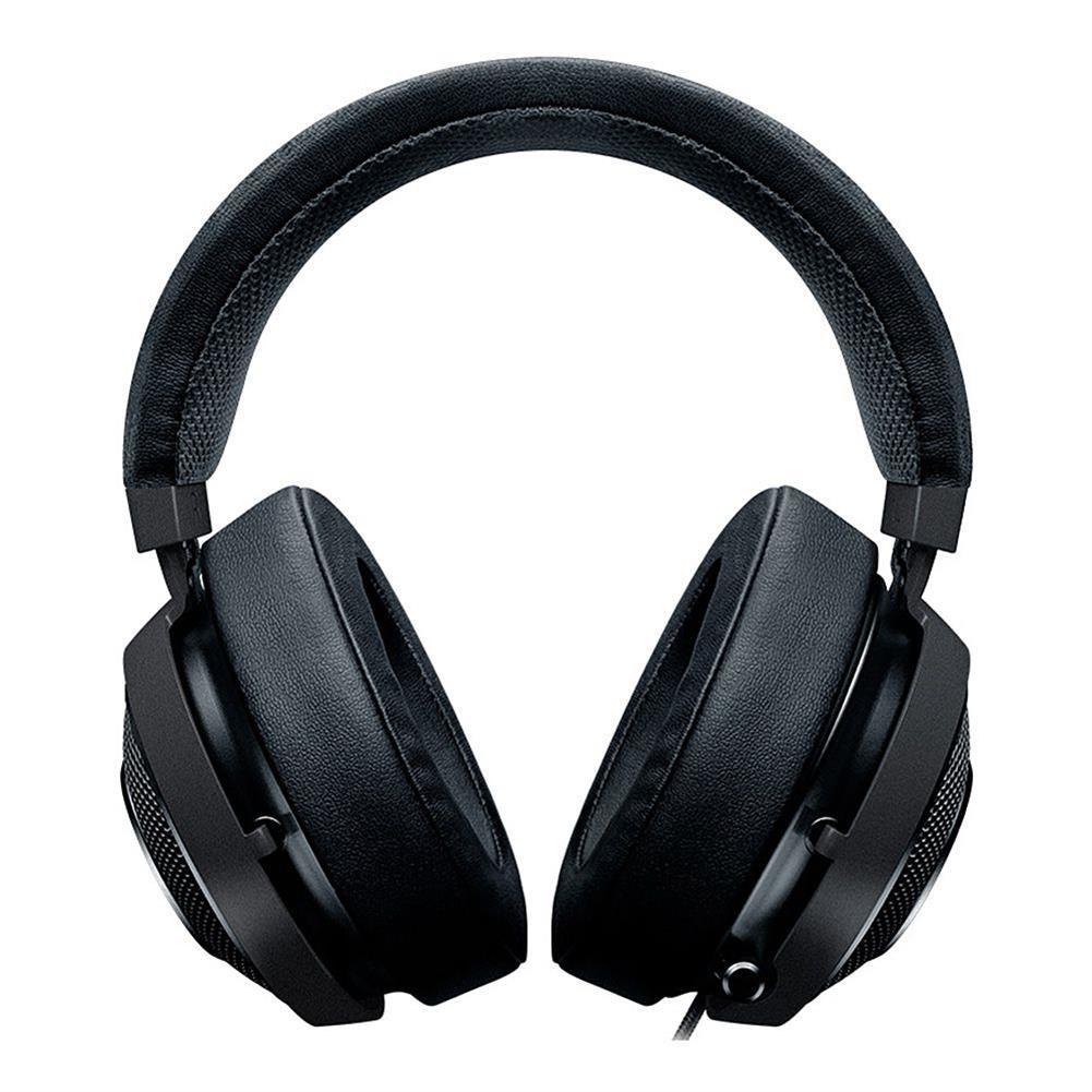 on-ear-over-ear-headphones Razer Kraken 7.1 Chroma V2 USB Gaming Headset with Retractable Digital Microphone and Lighting - Gunmetal Gray Razer Kraken 7 1 Chroma V2 USB Gaming Headset with Retractable Digital Microphone and Lighting Gunmetal Gray 2
