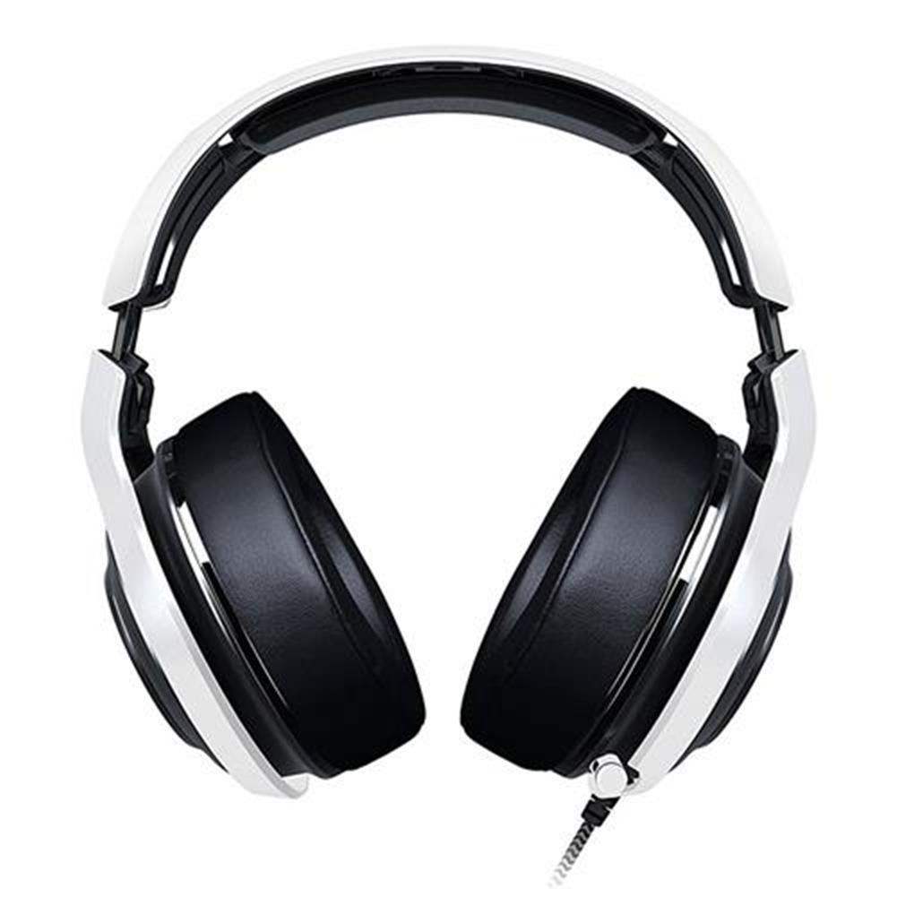 on-ear-over-ear-headphones Razer Man O'War Tournament Edition Destiny 2 Edition Gaming Headset with Mic Noise Isolating Analog - Black + White Razer Man O 39 War Tournament Edition Destiny 2 Edition Gaming Headset with Mic Noise Isolating Analog Black White 2
