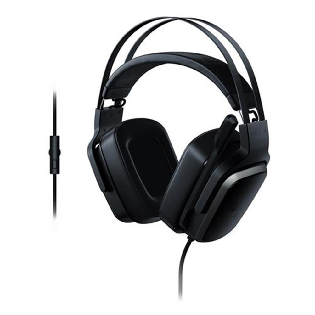 on-ear-over-ear-headphones Razer Tiamat 2.2 V2 Analog Gaming Headset 7.1 Virtual Surround Sound - Black Razer Tiamat 2 2 V2 Analog Gaming Headset 7 1 Virtual Surround Sound Black