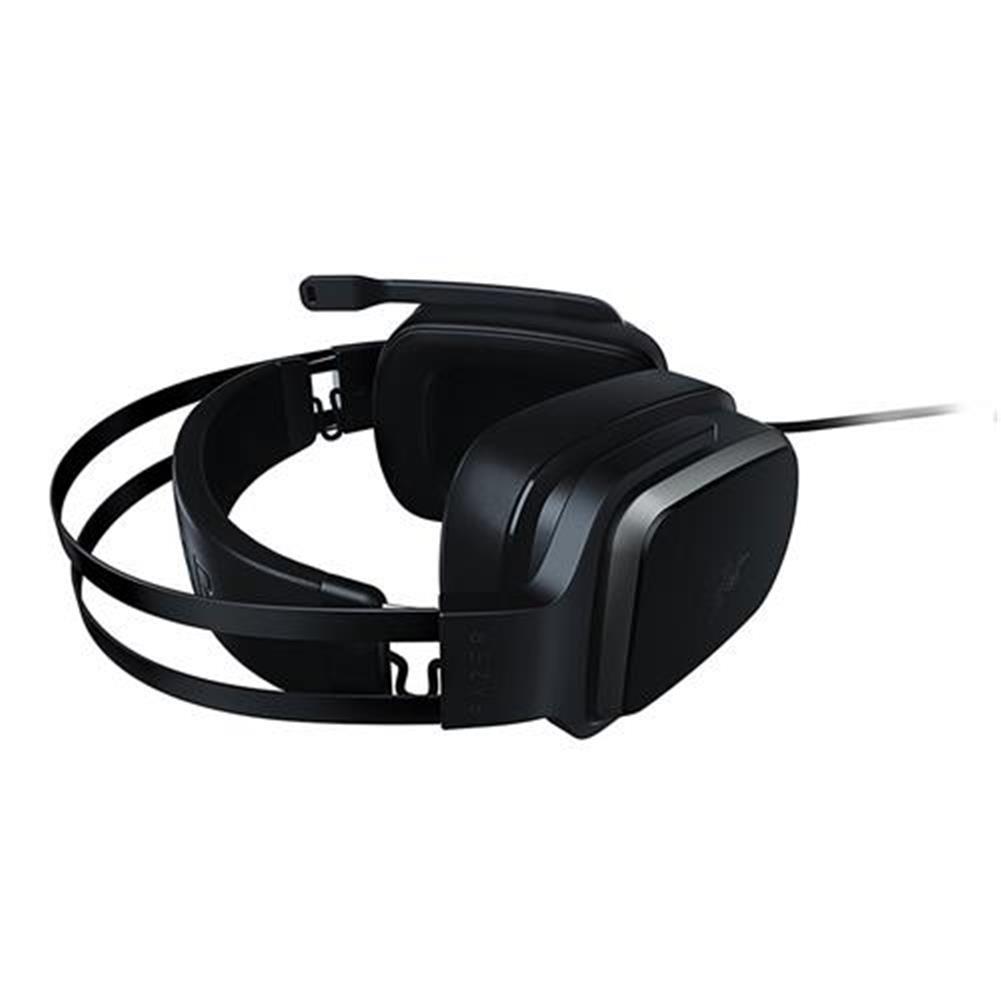 on-ear-over-ear-headphones Razer Tiamat 2.2 V2 Analog Gaming Headset 7.1 Virtual Surround Sound - Black Razer Tiamat 2 2 V2 Analog Gaming Headset 7 1 Virtual Surround Sound Black 3