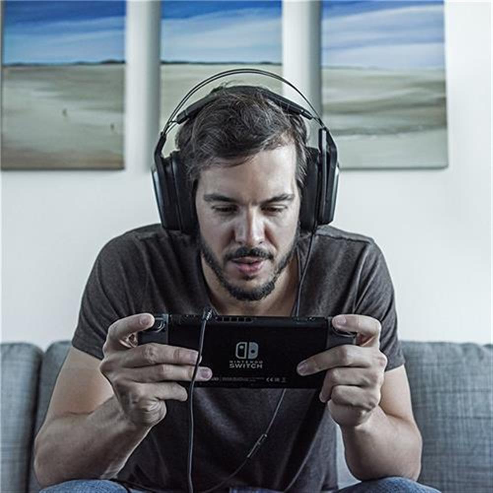 on-ear-over-ear-headphones Razer Tiamat 2.2 V2 Analog Gaming Headset 7.1 Virtual Surround Sound - Black Razer Tiamat 2 2 V2 Analog Gaming Headset 7 1 Virtual Surround Sound Black 4