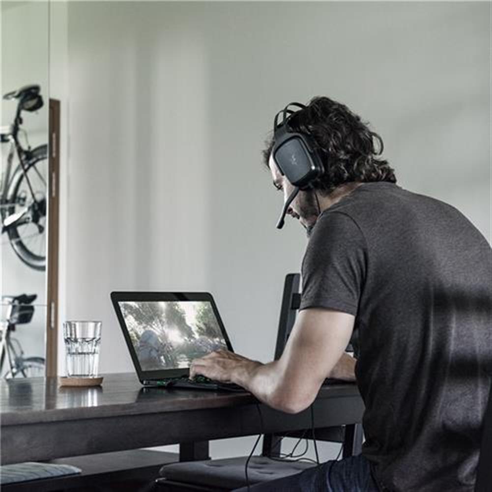 on-ear-over-ear-headphones Razer Tiamat 2.2 V2 Analog Gaming Headset 7.1 Virtual Surround Sound - Black Razer Tiamat 2 2 V2 Analog Gaming Headset 7 1 Virtual Surround Sound Black 5