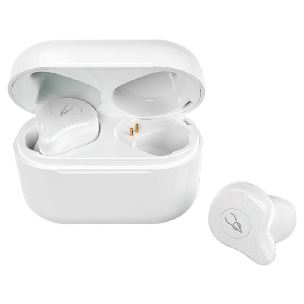 earbud-headphones-Sabbat X12 Pro TWS Earbuds Bluetooth 5.0 About 3 Hours Working Time Surround Sound - White-Sabbat X12 Pro TWS Earbuds Bluetooth 5 0 About 3 Hours Working Time Surround Sound White