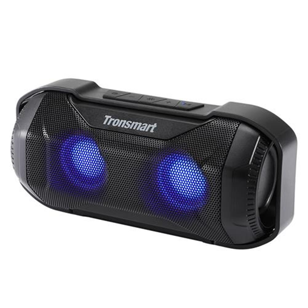 bluetooth-speakers-Tronsmart Element Blaze Bluetooth Speaker IPX56 Water-Resistant Superior Bass LED Lights-Tronsmart Element Blaze Bluetooth Speaker IPX56 Water Resistant Superior Bass LED Lights