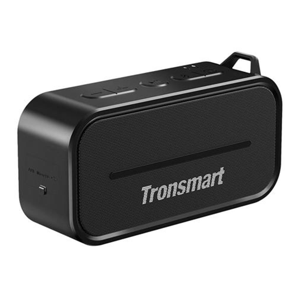 bluetooth-speakers-Tronsmart Element T2 Bluetooth 4.2 Outdoor Water Resistant Speaker - Black-Tronsmart Element T2 Bluetooth 4 2 Outdoor Water Resistant Speaker Black