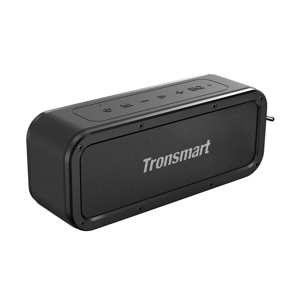 -Top Rated-Tronsmart Force SoundPulse 40W Bluetooth Speaker IPX7 TWS amp NFC 15 Hours Playtime