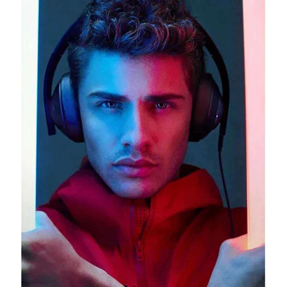 on-ear-over-ear-headphones Xiaomi Gaming Headphones Virtual 7.1 Surround Sound with 40mm Driver LED Lights - Black Xiaomi Gaming Headphones Virtual 7 1 Surround Sound with 40mm Driver LED Lights Black 3