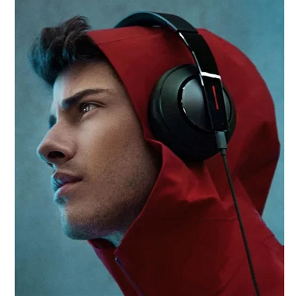 on-ear-over-ear-headphones Xiaomi Gaming Headphones Virtual 7.1 Surround Sound with 40mm Driver LED Lights - Black Xiaomi Gaming Headphones Virtual 7 1 Surround Sound with 40mm Driver LED Lights Black 4