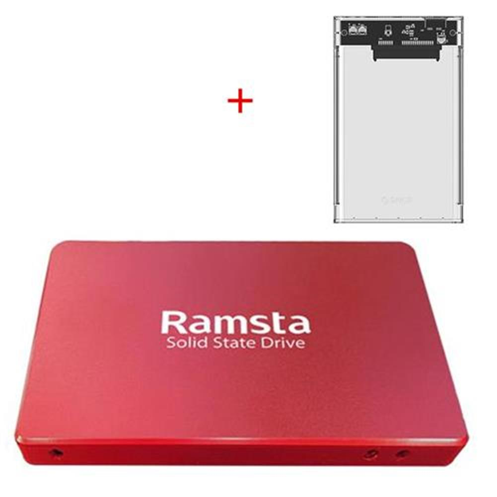 storage [Package B] Ramsta S800 480GB SATA3 High Speed SSD (Red) + ORICO 2139U3-CR USB 3.0 SSD/HDD Enclosure External Hard Drive Case(Transparent)  Package B Ramsta S800 480GB SATA3 High Speed SSD Red ORICO 2139U3 CR USB 3 0 SSD HDD Enclosure External Hard Drive Case Transparent 1