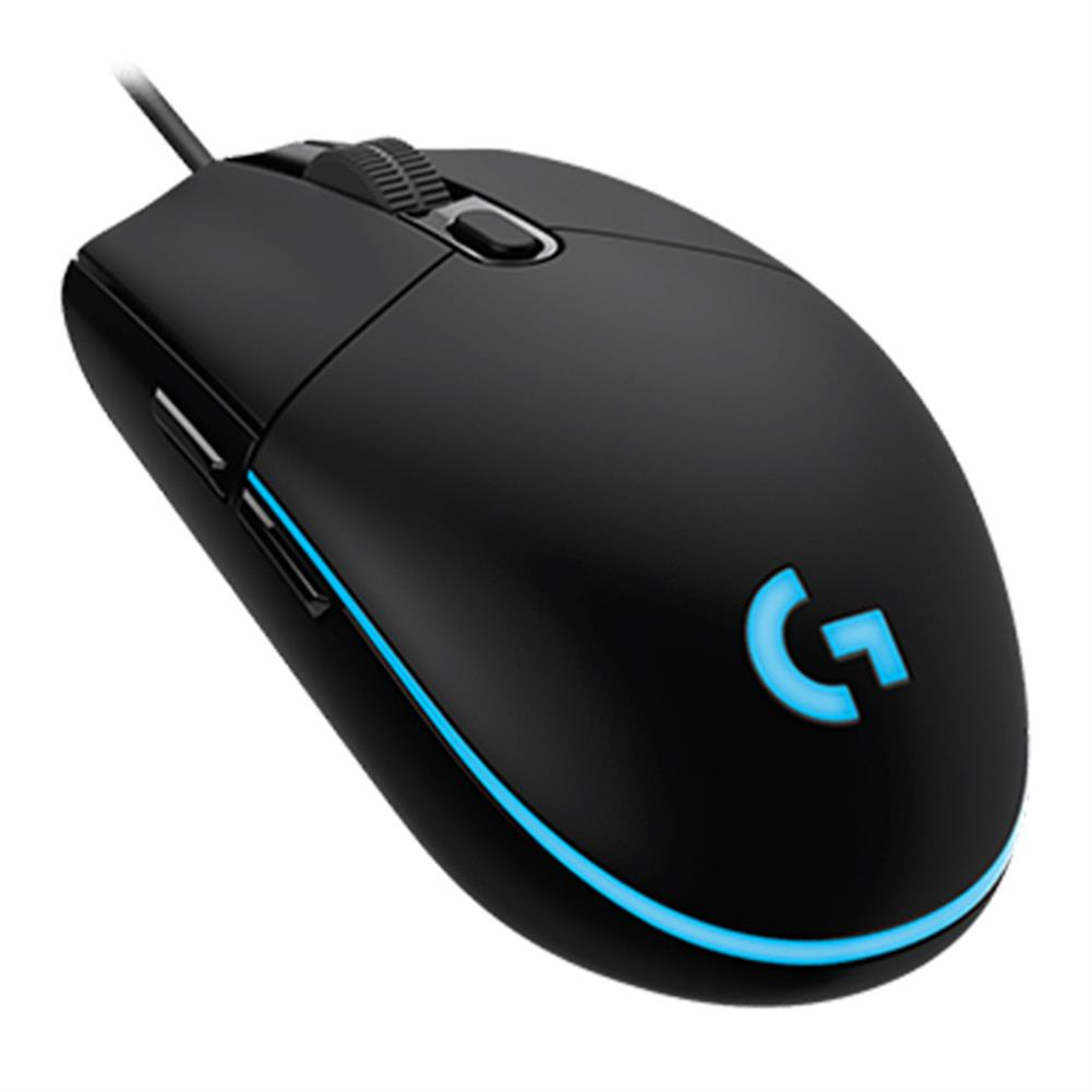 wired-mouse Logitech G102 Prodigy Wired Gaming Mouse 6 Programmable Keys RGB Backlight 6000DPI - Black Logitech G102 Prodigy Wired Gaming Mouse 6 Programmable Keys RGB Backlight 6000DPI Black 2