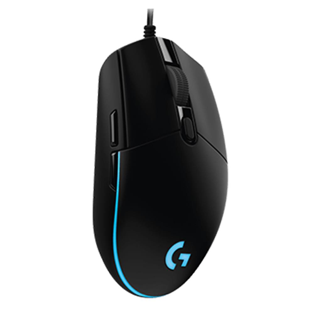 wired-mouse Logitech G102 Prodigy Wired Gaming Mouse 6 Programmable Keys RGB Backlight 6000DPI - Black Logitech G102 Prodigy Wired Gaming Mouse 6 Programmable Keys RGB Backlight 6000DPI Black 3