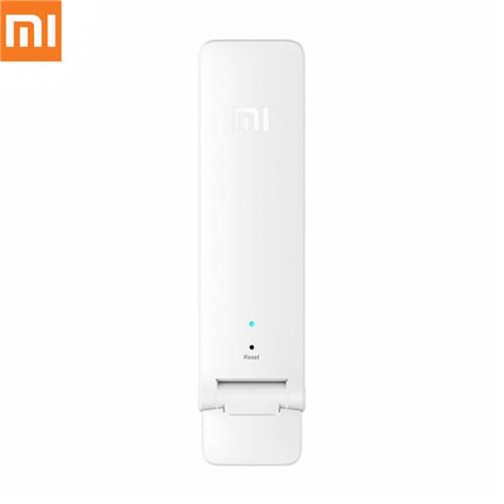 usb-wi-fi-adapters-dongles-Original Xiaomi Mi WiFi Amplifier 2 Wireless Network Device 300Mbps Mijia Smart App Built-in Antenna - White-Original Xiaomi Mi WiFi Amplifier 2 Wireless Network Device 300Mbps Mijia Smart App Built in Antenna White