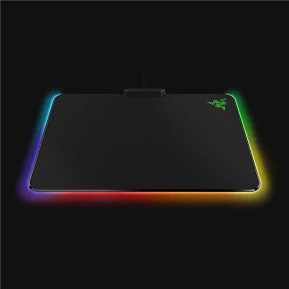 mouse-pads Razer Firefly Hard Gaming Mouse Mat Chroma Customized Lighting Mouse Pad - Black Razer Firefly Hard Gaming Mouse Mat Chroma Customized Lighting Mouse Pad Black 4