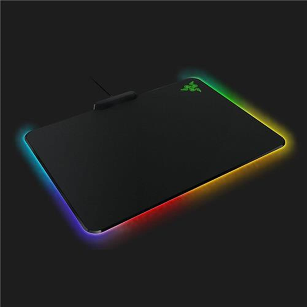 mouse-pads Razer Firefly Hard Gaming Mouse Mat Chroma Customized Lighting Mouse Pad - Black Razer Firefly Hard Gaming Mouse Mat Chroma Customized Lighting Mouse Pad Black 5