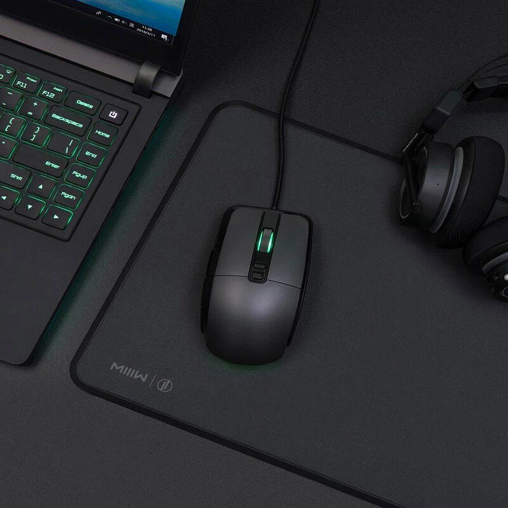 wireless-mouse Xiaomi Gaming Mouse Wired/Wireless Dual Mode Switch 7200DPI 6 Programmable Buttons RGB Colorful Lights - Black Xiaomi Gaming Mouse Wired Wireless Dual Mode Switch 7200DPI 6 Programmable Buttons RGB Colorful Lights Black 4