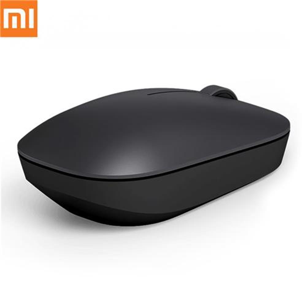 wireless-mouse-Xiaomi Mouse 2 WSB01TM RF 2.4G 1200DPI 4 Keys Mi Wireless Mouse - Black-Xiaomi Mouse 2 WSB01TM RF 2 4G 1200DPI 4 Keys Mi Wireless Mouse Black