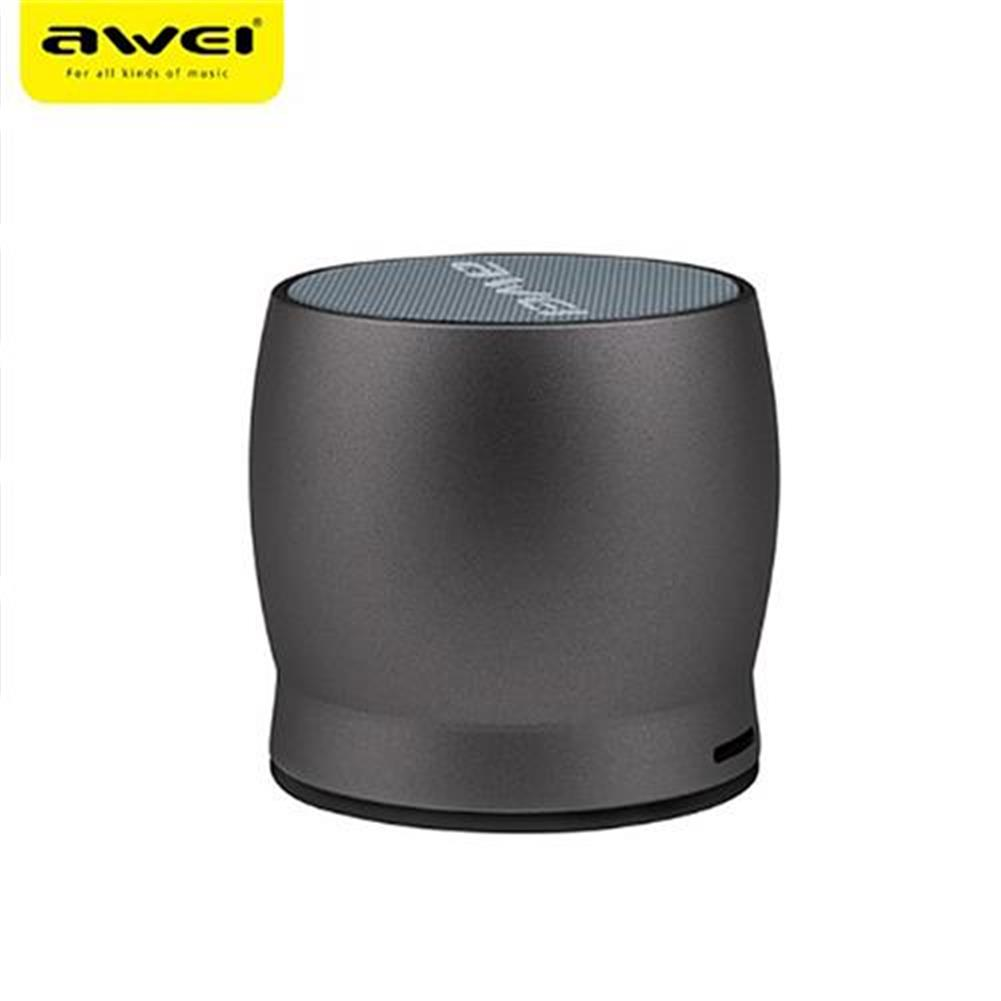 bluetooth-speakers AWEI Y500 Mini Wireless Bluetooth Speaker Metal Stereo Music Hands-free Calls Support AUX/TF - Rose Gold AWEI Y500 Mini Wireless Bluetooth Speaker Metal Stereo Music Hands free Calls Support AUX TF Rose Gold