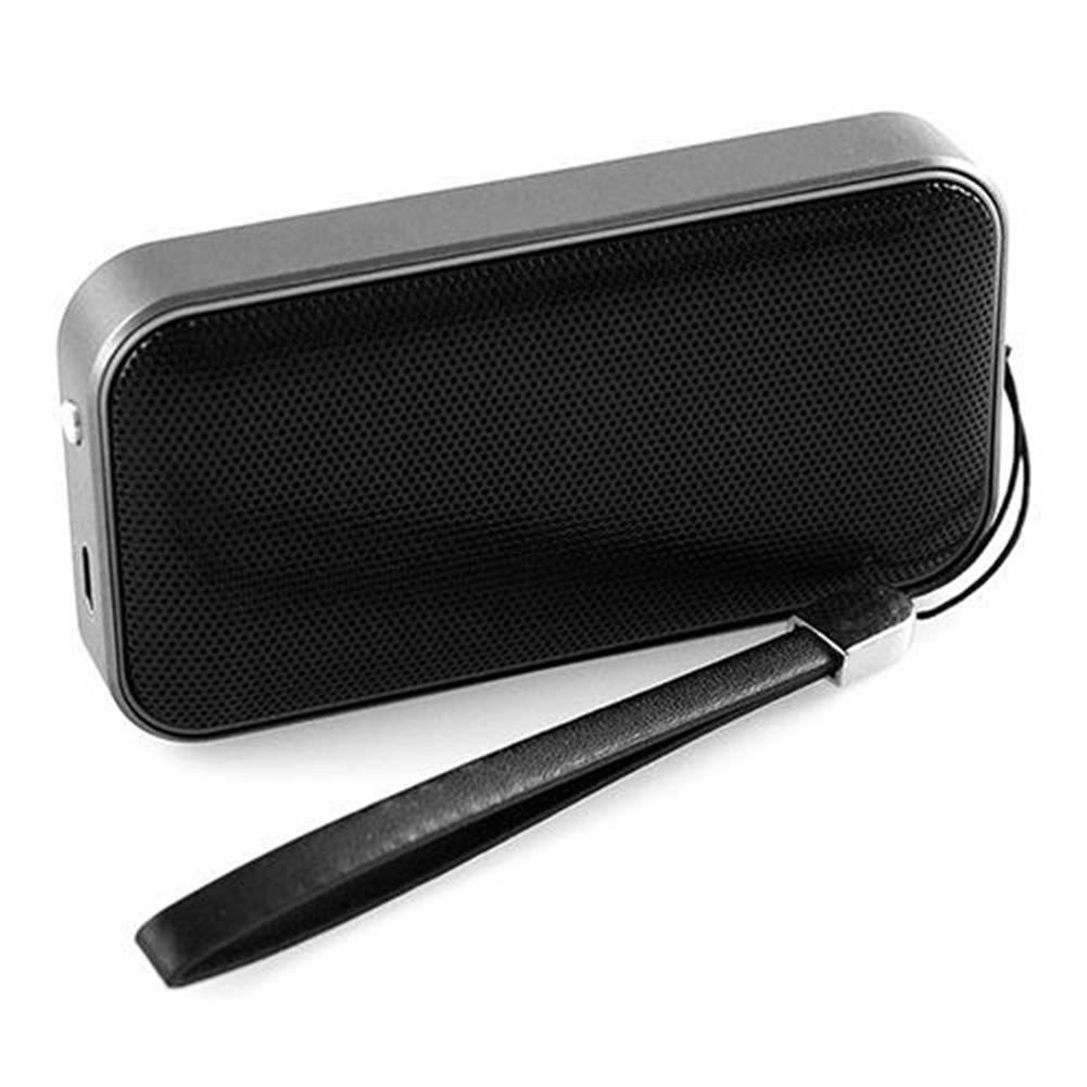 bluetooth-speakers BT207 Wireless Bluetooth Speaker Portable Stereo Loudspeaker with Mic - Black BT207 Wireless Bluetooth Speaker Portable Stereo Loudspeaker with Mic Black 1