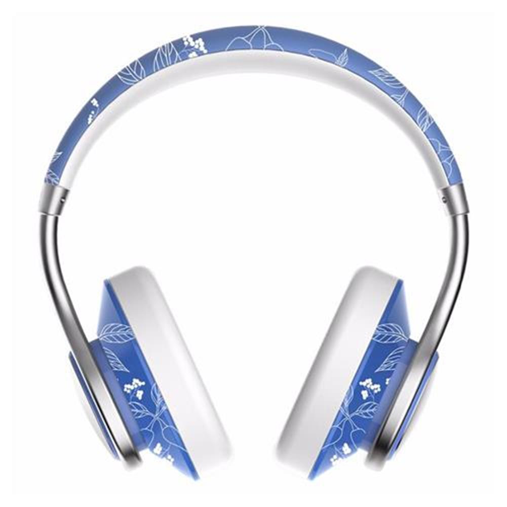 on-ear-over-ear-headphones Bluedio A2 Wireless Bluetooth Headphones with Mic Type-C NICAM Sound - Blue Bluedio A2 Wireless Bluetooth Headphones with Mic Type C NICAM Sound Blue 1