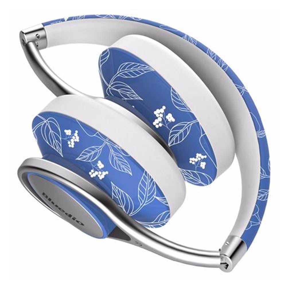 on-ear-over-ear-headphones Bluedio A2 Wireless Bluetooth Headphones with Mic Type-C NICAM Sound - Blue Bluedio A2 Wireless Bluetooth Headphones with Mic Type C NICAM Sound Blue 2