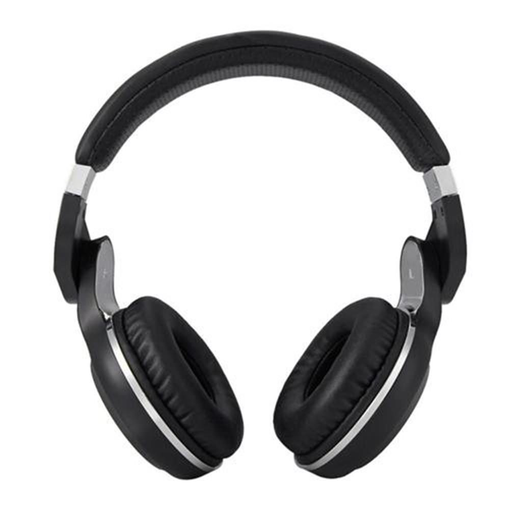on-ear-over-ear-headphones-Bluedio T2+ Bluetooth4.1 Wireless Stereo Headphone TF Card FM  Music Headset - Black-Bluedio T2 Bluetooth4 1 Wireless Stereo Headphone TF Card FM Music Headset Black