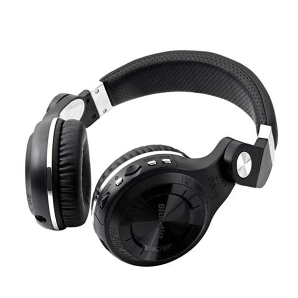 on-ear-over-ear-headphones Bluedio T2+ Bluetooth4.1 Wireless Stereo Headphone TF Card FM  Music Headset - Black Bluedio T2 Bluetooth4 1 Wireless Stereo Headphone TF Card FM Music Headset Black 2