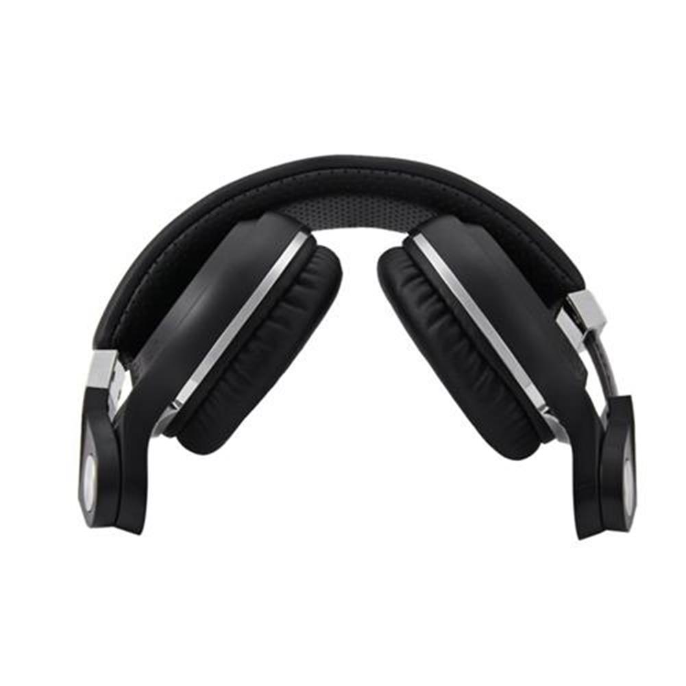 on-ear-over-ear-headphones Bluedio T2+ Bluetooth4.1 Wireless Stereo Headphone TF Card FM  Music Headset - Black Bluedio T2 Bluetooth4 1 Wireless Stereo Headphone TF Card FM Music Headset Black 3