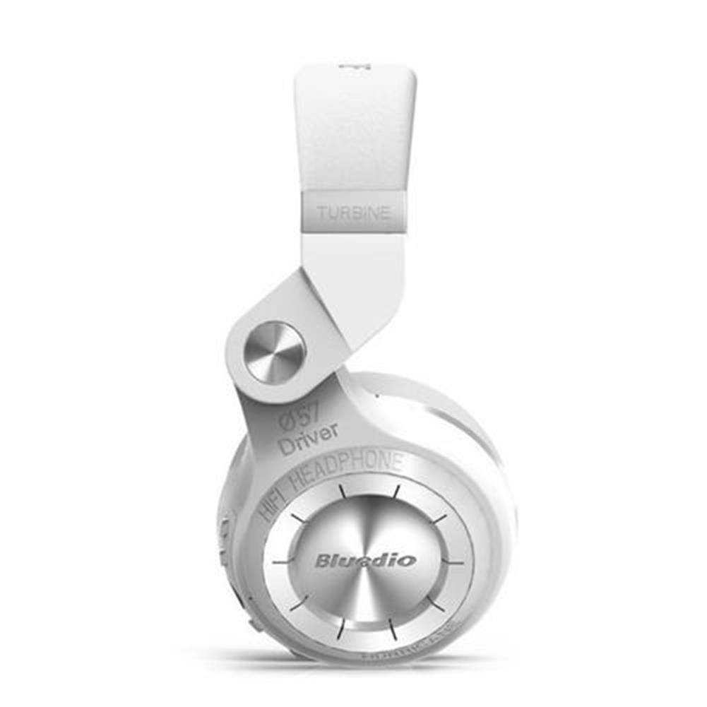 on-ear-over-ear-headphones Bluedio T2+ Bluetooth4.1 Wireless Stereo Headphone TF Card FM  Music Headset - White Bluedio T2 Bluetooth4 1 Wireless Stereo Headphone TF Card FM Music Headset White 2