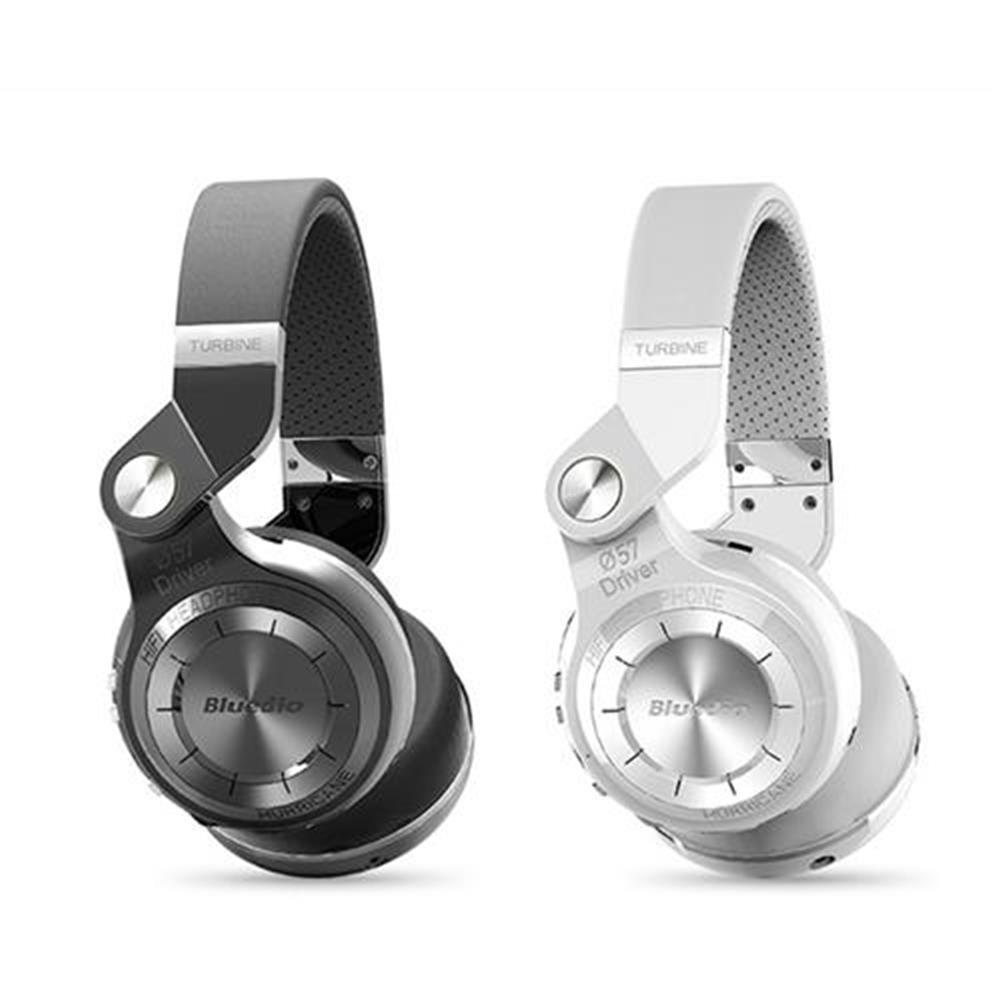 on-ear-over-ear-headphones Bluedio T2+ Bluetooth4.1 Wireless Stereo Headphone TF Card FM  Music Headset - White Bluedio T2 Bluetooth4 1 Wireless Stereo Headphone TF Card FM Music Headset White 5