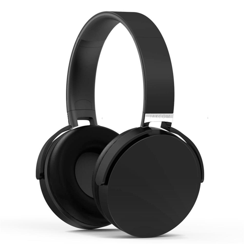 on-ear-over-ear-headphones JAKCOM BH2 Bluetooth Headset with Mic Active Noise Reduction - Black JAKCOM BH2 Bluetooth Headset with Mic Active Noise Reduction Black