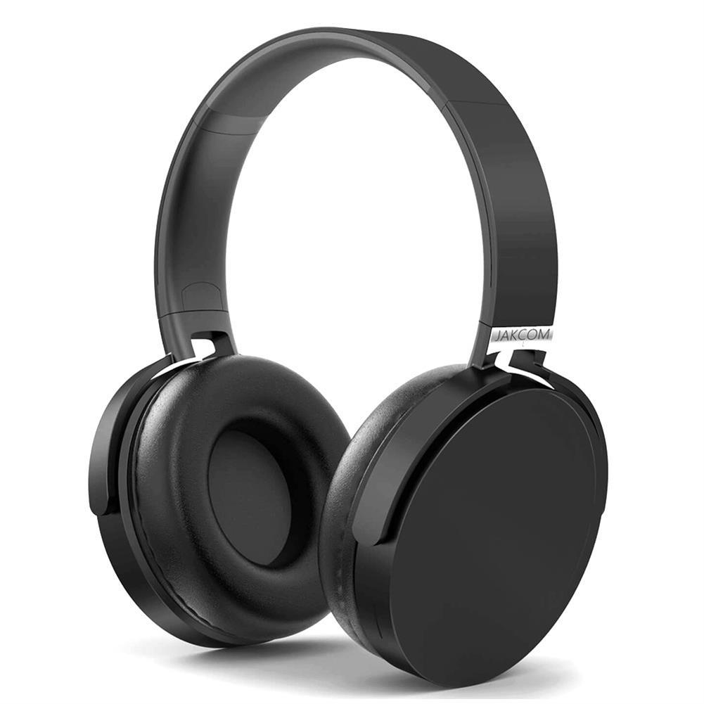 on-ear-over-ear-headphones JAKCOM BH2 Bluetooth Headset with Mic Active Noise Reduction - Black JAKCOM BH2 Bluetooth Headset with Mic Active Noise Reduction Black 1