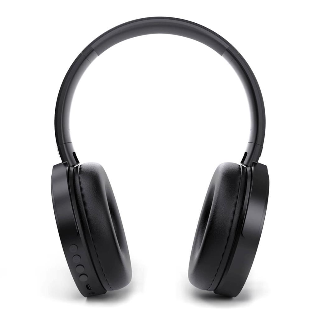 on-ear-over-ear-headphones JAKCOM BH2 Bluetooth Headset with Mic Active Noise Reduction - Black JAKCOM BH2 Bluetooth Headset with Mic Active Noise Reduction Black 2