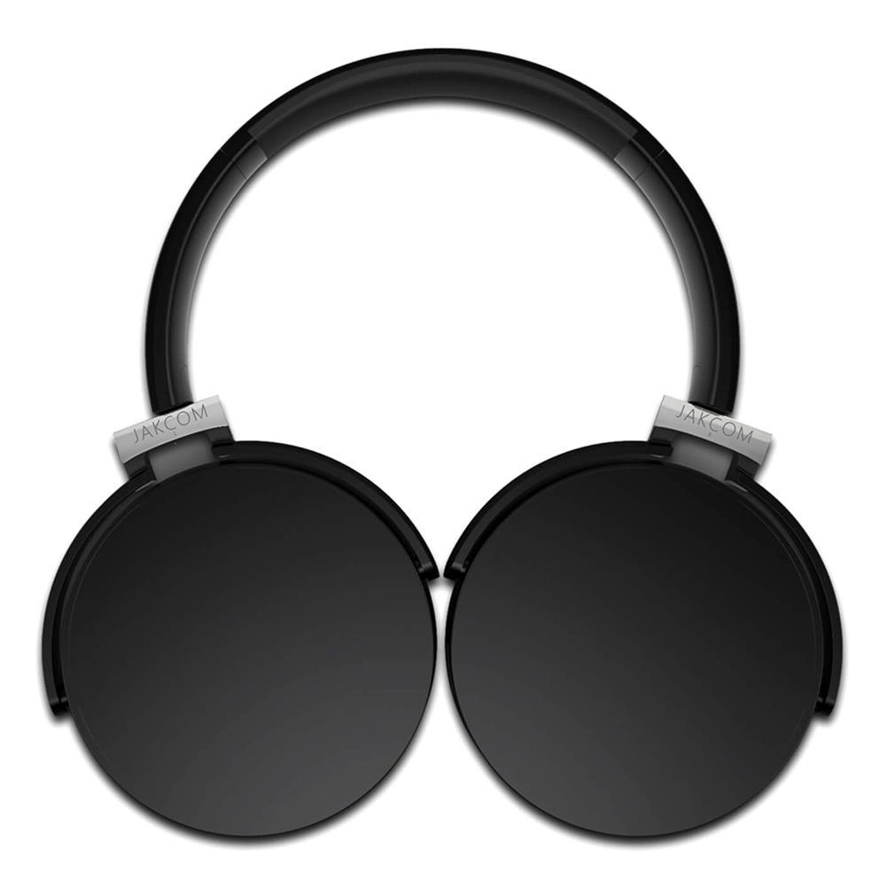 on-ear-over-ear-headphones JAKCOM BH2 Bluetooth Headset with Mic Active Noise Reduction - Black JAKCOM BH2 Bluetooth Headset with Mic Active Noise Reduction Black 3