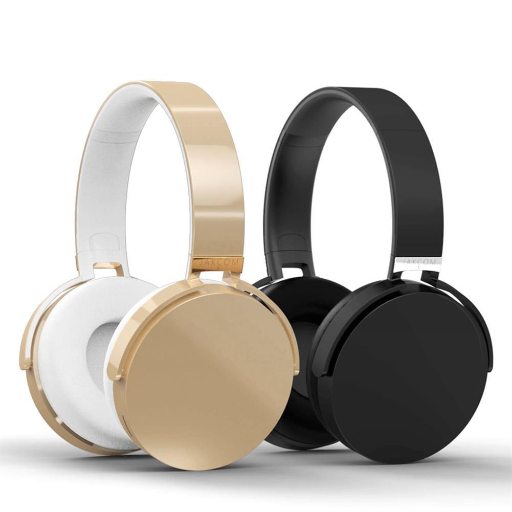 on-ear-over-ear-headphones JAKCOM BH2 Bluetooth Headset with Mic Active Noise Reduction - Black JAKCOM BH2 Bluetooth Headset with Mic Active Noise Reduction Black 5