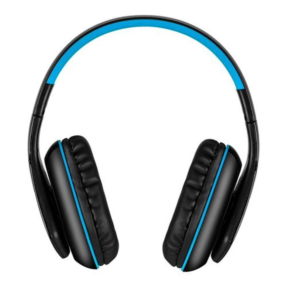 on-ear-over-ear-headphones KOTION EACH B3506 Foldable Bluetooth 4.1 Gaming Headsets with MIC - Black/Blue KOTION EACH B3506 Foldable Bluetooth 4 1 Gaming Headsets with MIC Black Blue 3