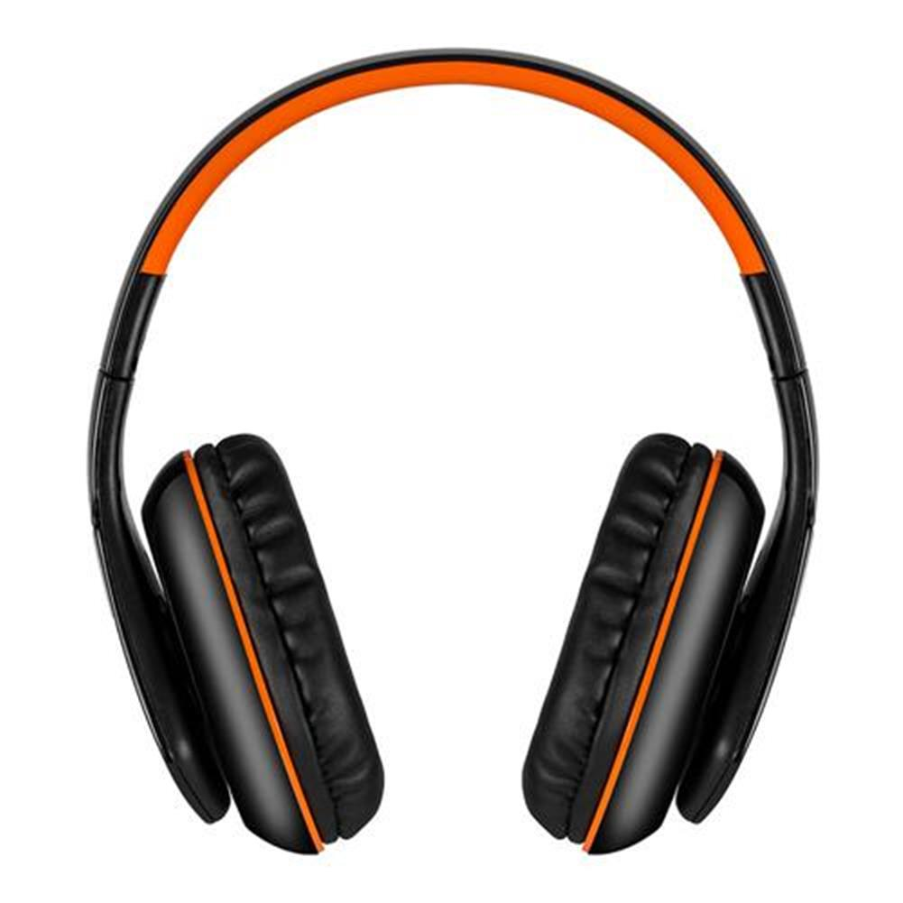 on-ear-over-ear-headphones KOTION EACH B3506 Foldable Bluetooth 4.1 Gaming Headsets with MIC - Black/Orange KOTION EACH B3506 Foldable Bluetooth 4 1 Gaming Headsets with MIC Black Orange 3