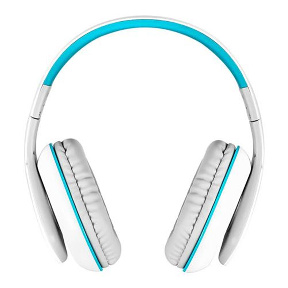 on-ear-over-ear-headphones KOTION EACH B3506 Foldable Bluetooth 4.1 Gaming Headsets with MIC - White/Blue KOTION EACH B3506 Foldable Bluetooth 4 1 Gaming Headsets with MIC White Blue 3