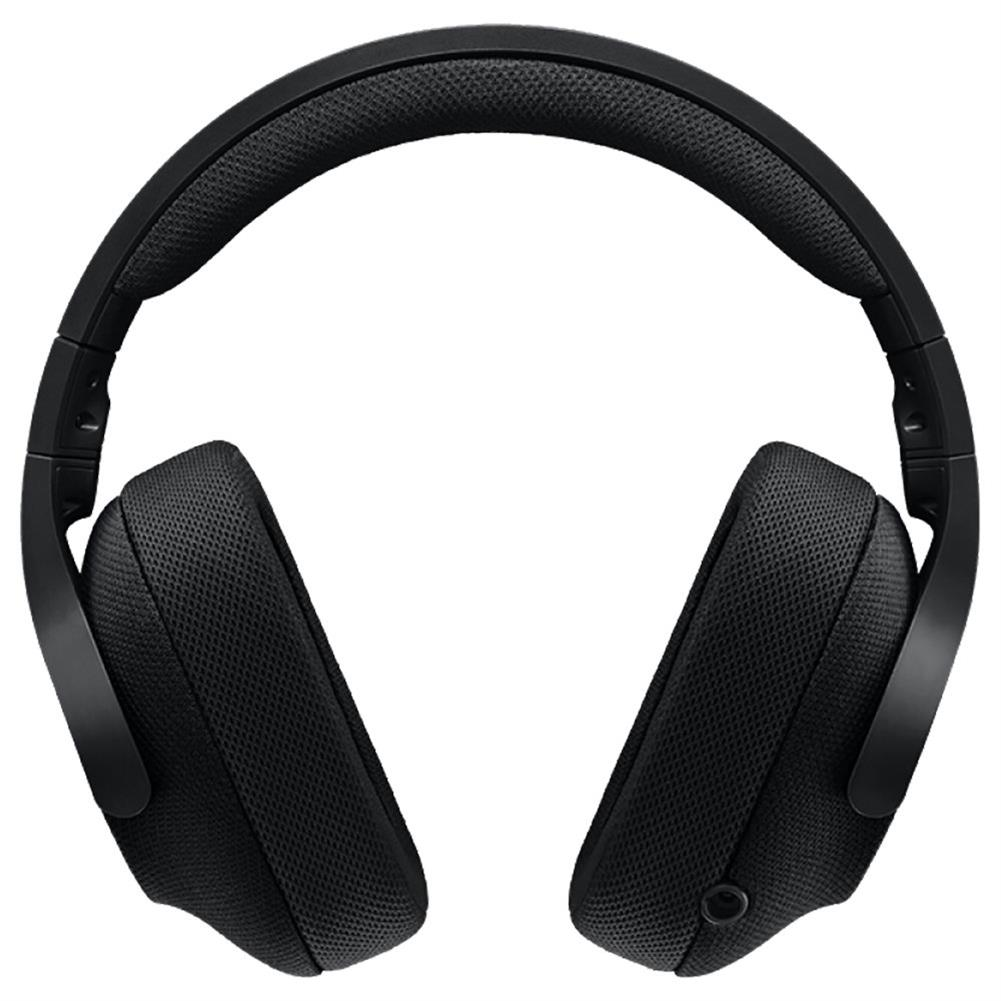 on-ear-over-ear-headphones Logitech G433 Gaming Headset Wired 7.1 Surround Sound Channel - Black Logitech G433 Gaming Headset Wired 7 1 Surround Sound Channel Black 2