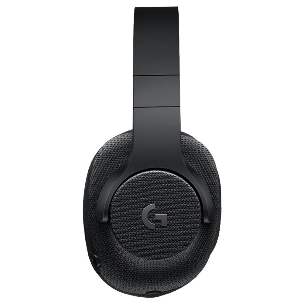 on-ear-over-ear-headphones Logitech G433 Gaming Headset Wired 7.1 Surround Sound Channel - Black Logitech G433 Gaming Headset Wired 7 1 Surround Sound Channel Black 3