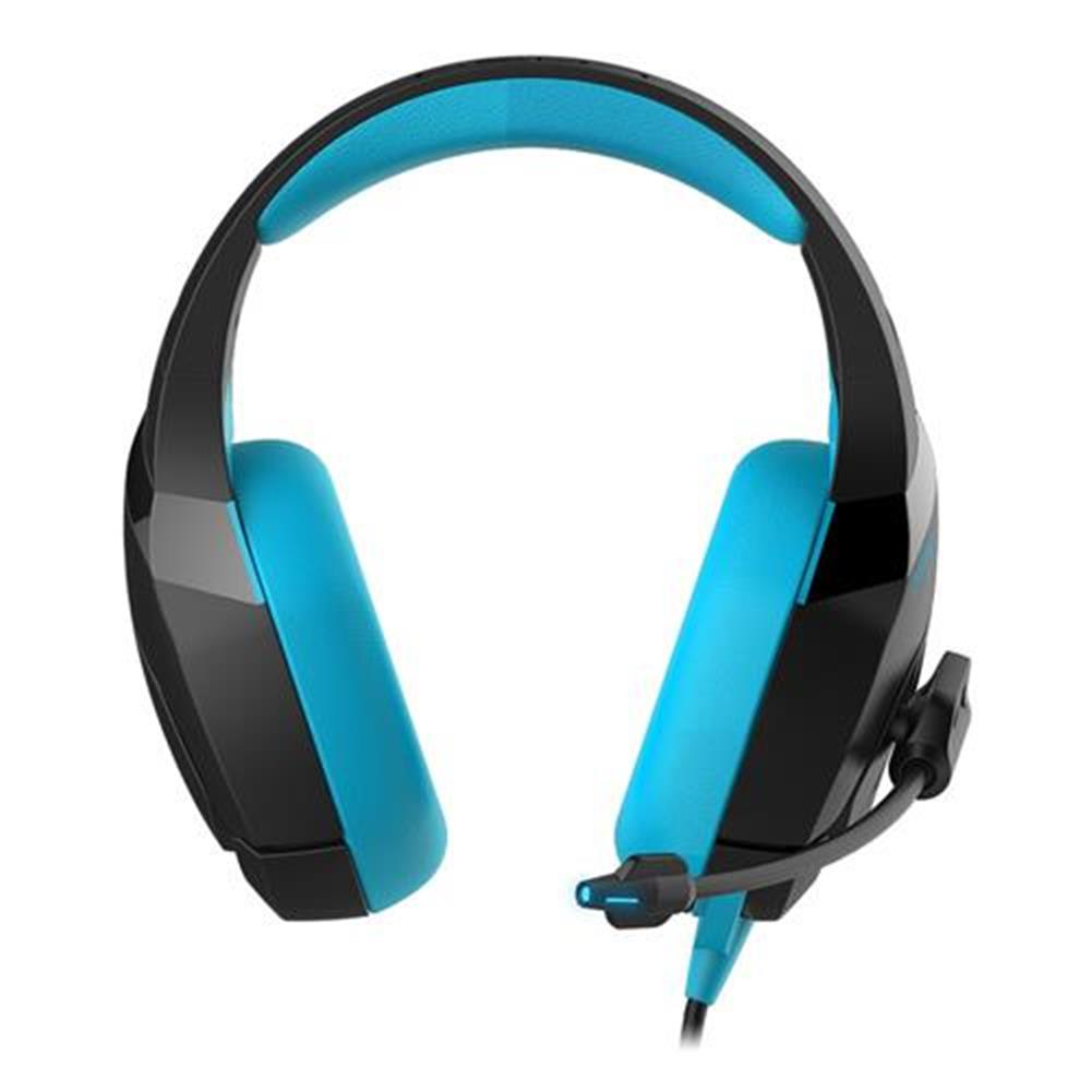 on-ear-over-ear-headphones ONIKUMA K1-B Gaming Headphone with Mic Active Noise-canceling for PS4 XBOX ONE - Blue ONIKUMA K1 B Gaming Headphone with Mic Active Noise canceling for PS4 XBOX ONE Blue 5