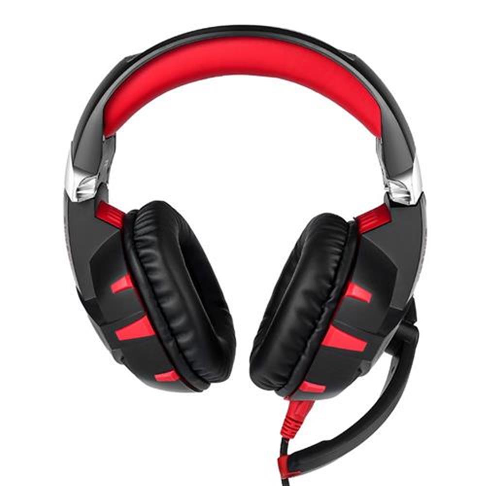 on-ear-over-ear-headphones ONIKUMA K2 Gaming Headphone with Mic 7.1 Sound Track Active Noise Canceling - Red + Black ONIKUMA K2 Gaming Headphone with Mic 7 1 Sound Track Active Noise Canceling Red Black 1