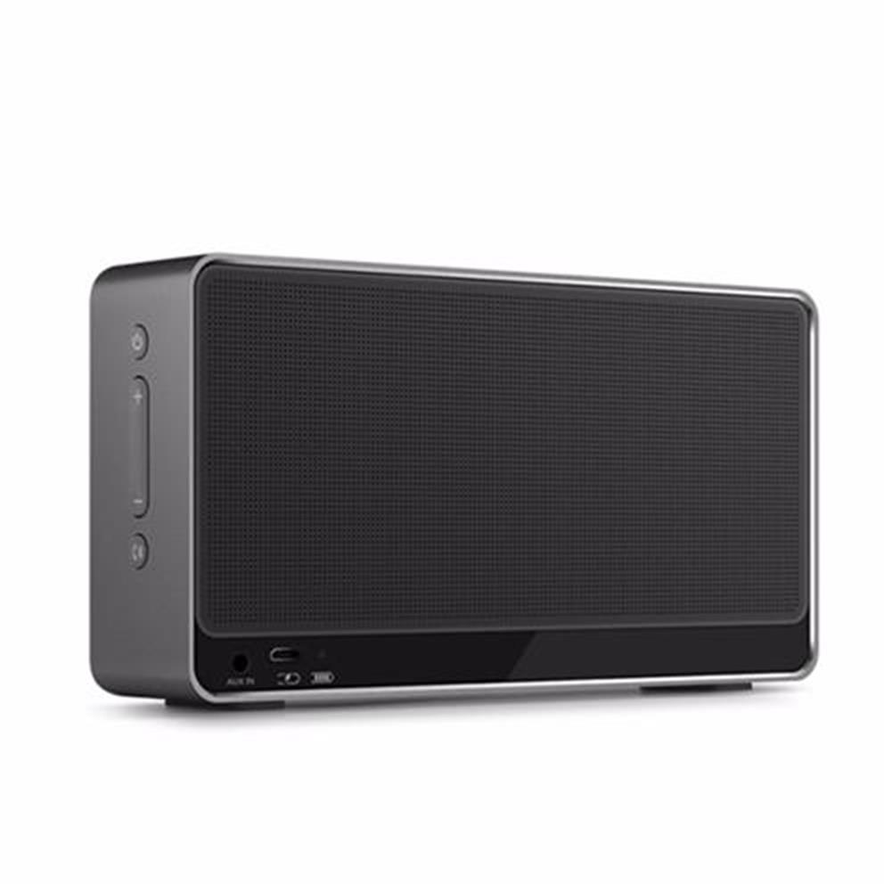 -Top Rated-Original Meizu Lifeme BTS30 Portable Wireless Bluetooth 4 0 Speaker HiFi Sound Box with Hands free MIC Black