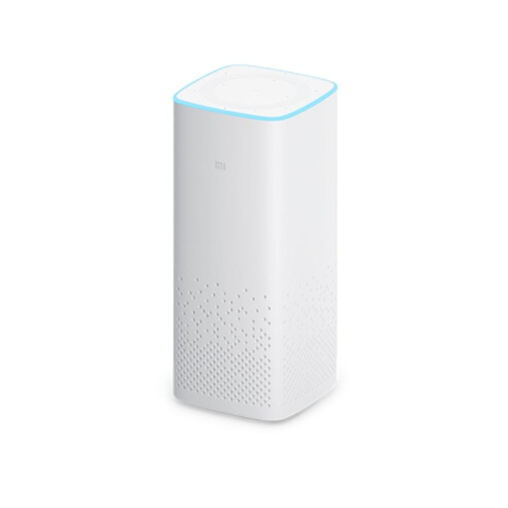 bluetooth-speakers Original Xiaomi AI Bluetooth 4.1 Speaker Music Player - White Original Xiaomi AI Bluetooth 4 1 Speaker Music Player White