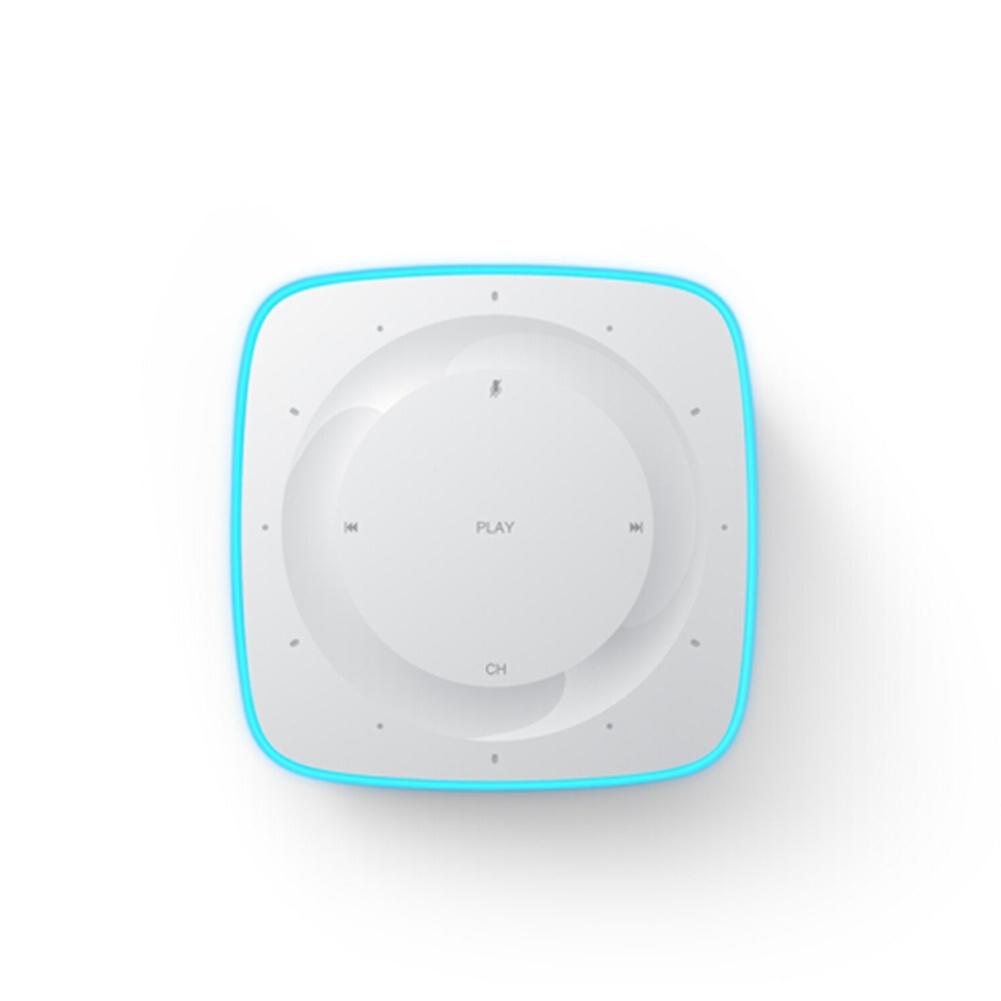 bluetooth-speakers Original Xiaomi AI Bluetooth 4.1 Speaker Music Player - White Original Xiaomi AI Bluetooth 4 1 Speaker Music Player White 1
