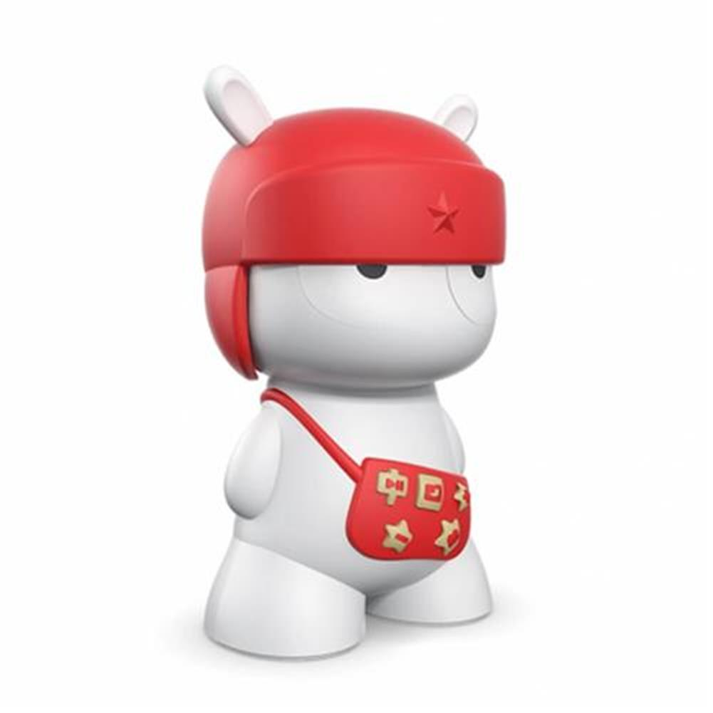 bluetooth-speakers Original Xiaomi Mi Rabbit Bluetooth 4.0 Wireless Speaker Support SD Card - Red Original Xiaomi Mi Rabbit Bluetooth 4 0 Wireless Speaker Support SD Card Red 1