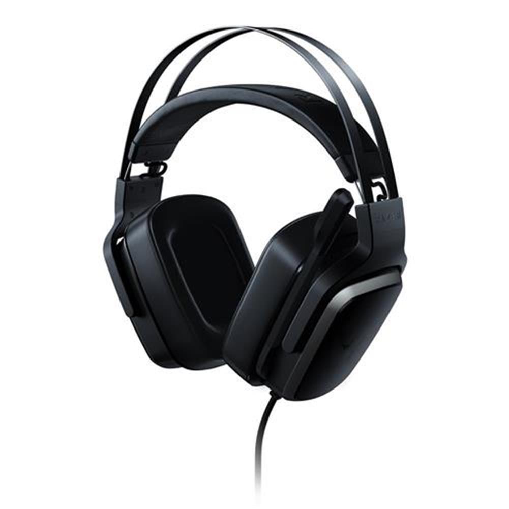 on-ear-over-ear-headphones Razer Tiamat 7.1 V2 Analog Digital Surround Sound Gaming Headset - Black Razer Tiamat 7 1 V2 Analog Digital Surround Sound Gaming Headset Black